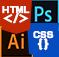 WEBデザインアイコン